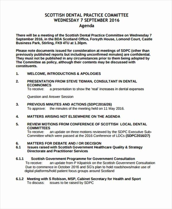 Ms Office Meeting Agenda Template Luxury Healthcare Agenda Presentation Template – Bellacoola