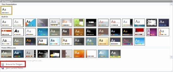 Ms Office Power Point themes New Microsoft Powerpoint Template 2010 Funkymefo