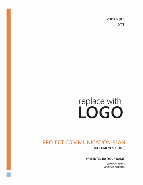 Ms Office Templates for Word Elegant Project Plan Templates 18 Free Sample Templates