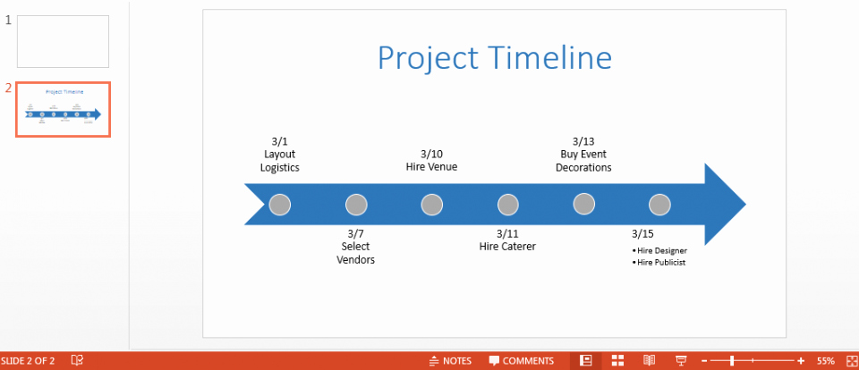 Ms Office Timeline Add On Fresh How to Make A Timeline In Powerpoint