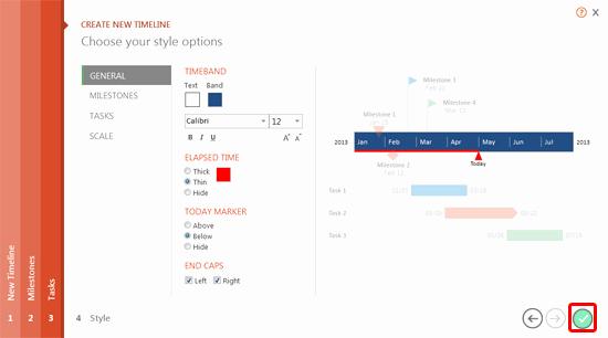 Ms Office Timeline Add On Fresh Powerpoint Add In Fice Timeline