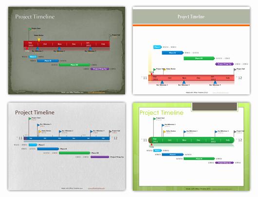 Ms Office Timeline Add On Luxury Fice Timeline for Powerpoint