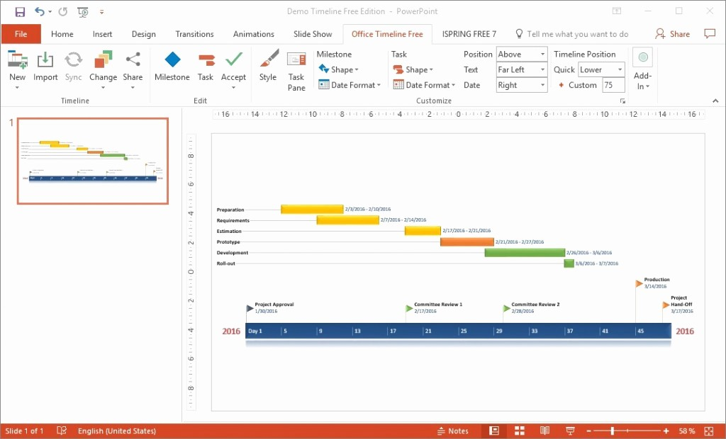 Ms Office Timeline Add On New 11 Free Powerpoint Add Ins and Plugins for E Learning