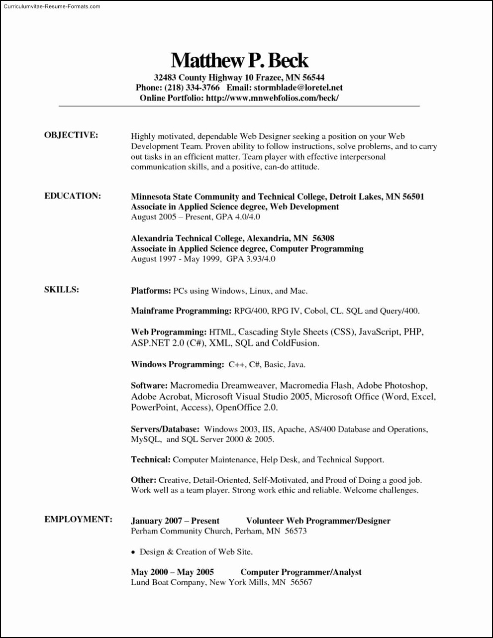 Ms Office Word Resume Templates Luxury Job and Resume Template Sample Resume Templates In