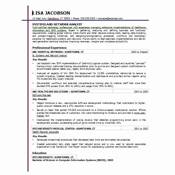 Ms Word 2007 Resume Templates Inspirational Microsoft Fice 2007 Resume Templates