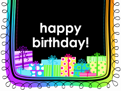 Ms Word Birthday Card Template Beautiful Birthday Card Ts On Black Background Half Fold