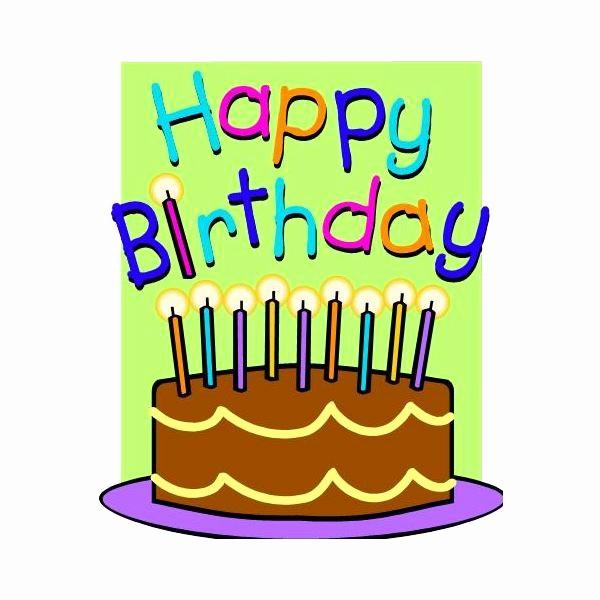 Ms Word Birthday Card Template Beautiful Free Publisher Birthday Card Templates to Download
