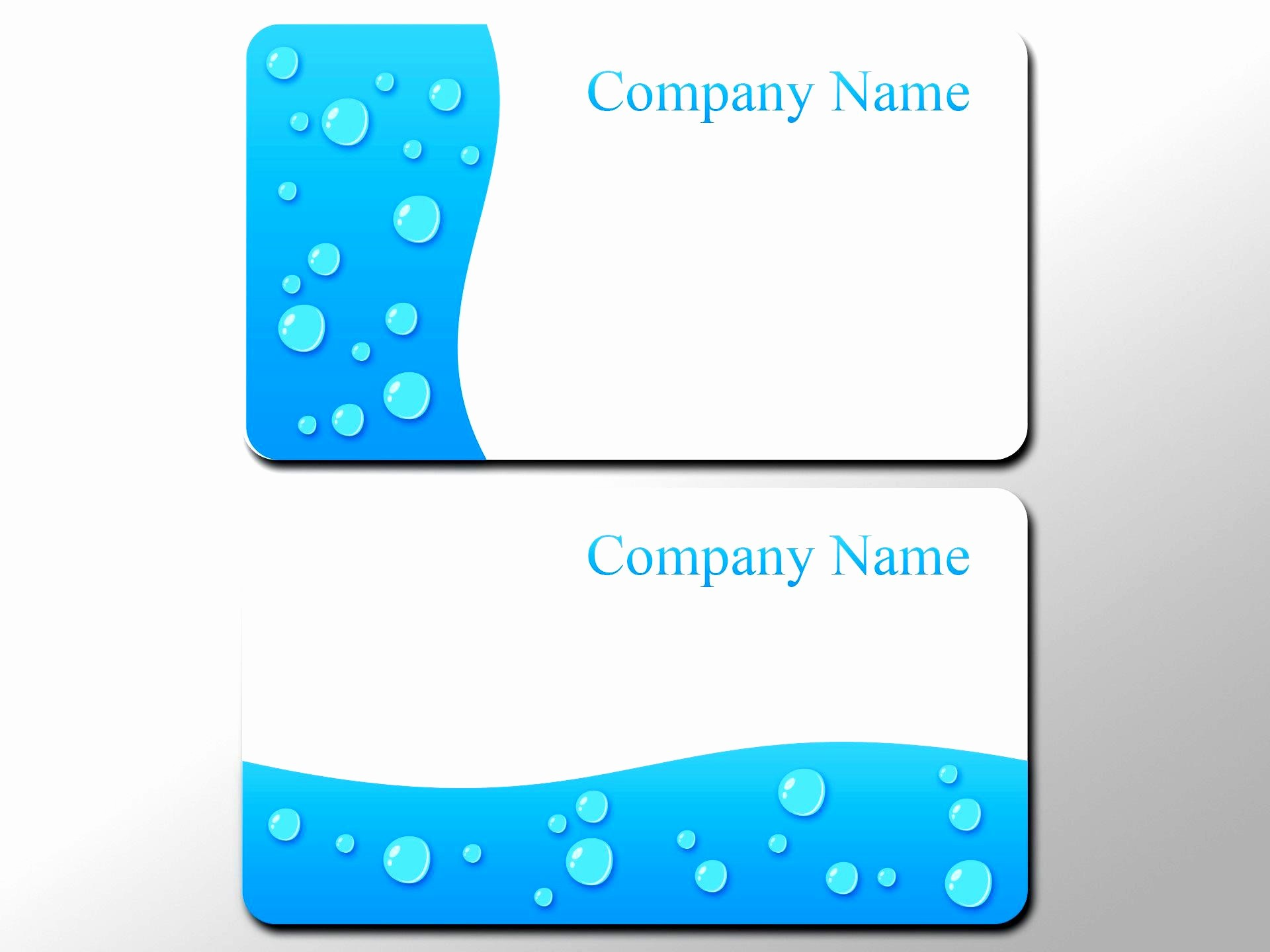 Ms Word Business Card Templates Awesome Business Card Template Word Free Choice Image