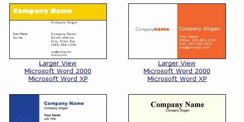 Ms Word Business Card Templates Inspirational Business Card Template Microsoft Word Beepmunk