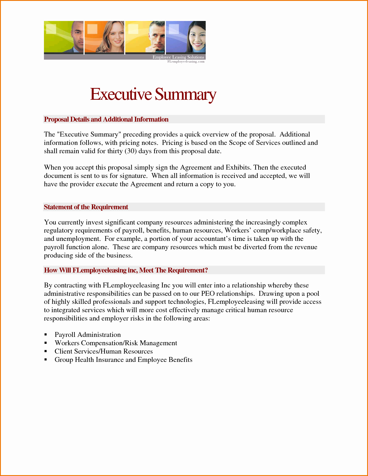 Ms Word Executive Summary Template Best Of Microsoft Word Executive Summary Template