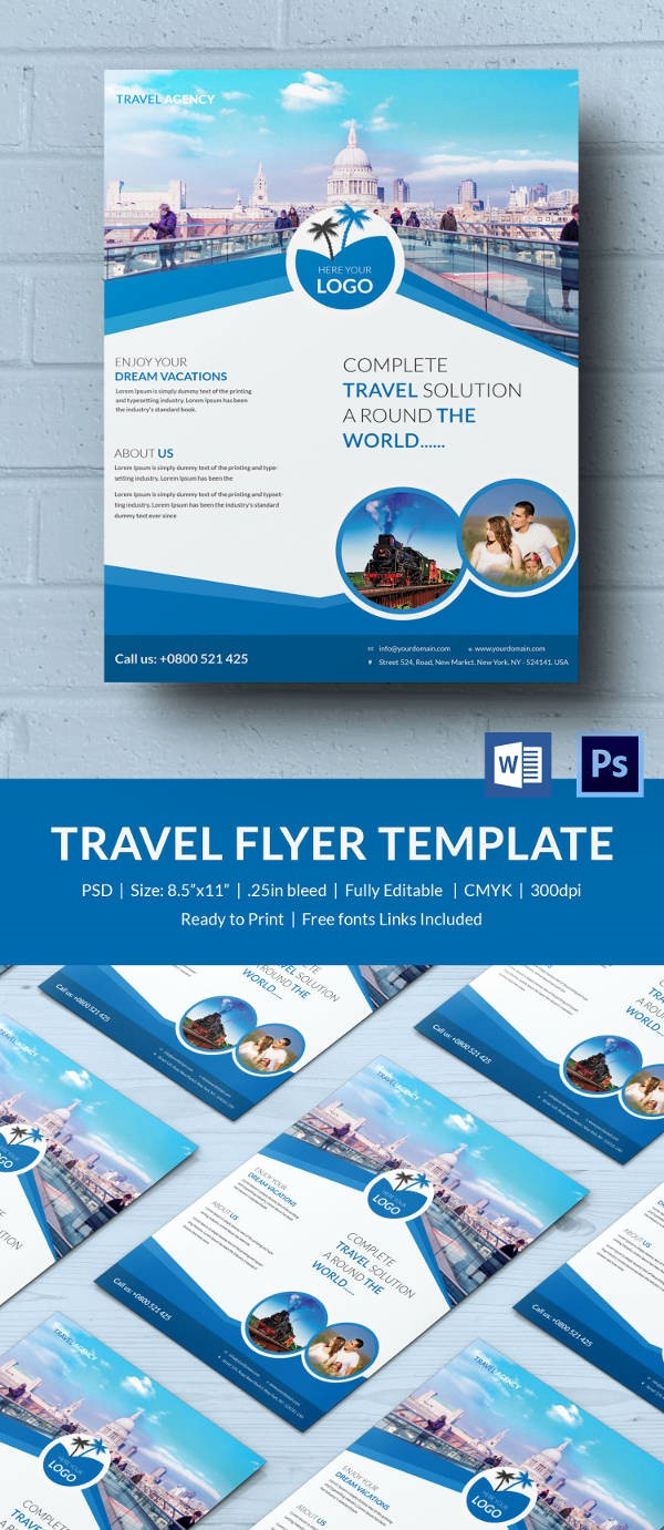 Ms Word Flyer Template Free Awesome 29 Best Microsoft Word Flyer Templates