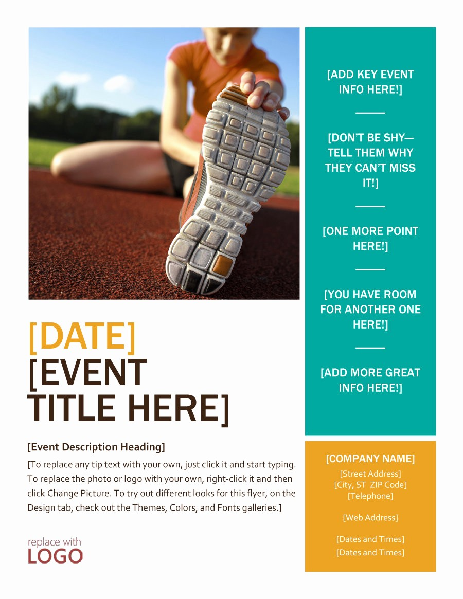 Ms Word Flyer Templates Free Awesome 40 Amazing Free Flyer Templates [event Party Business