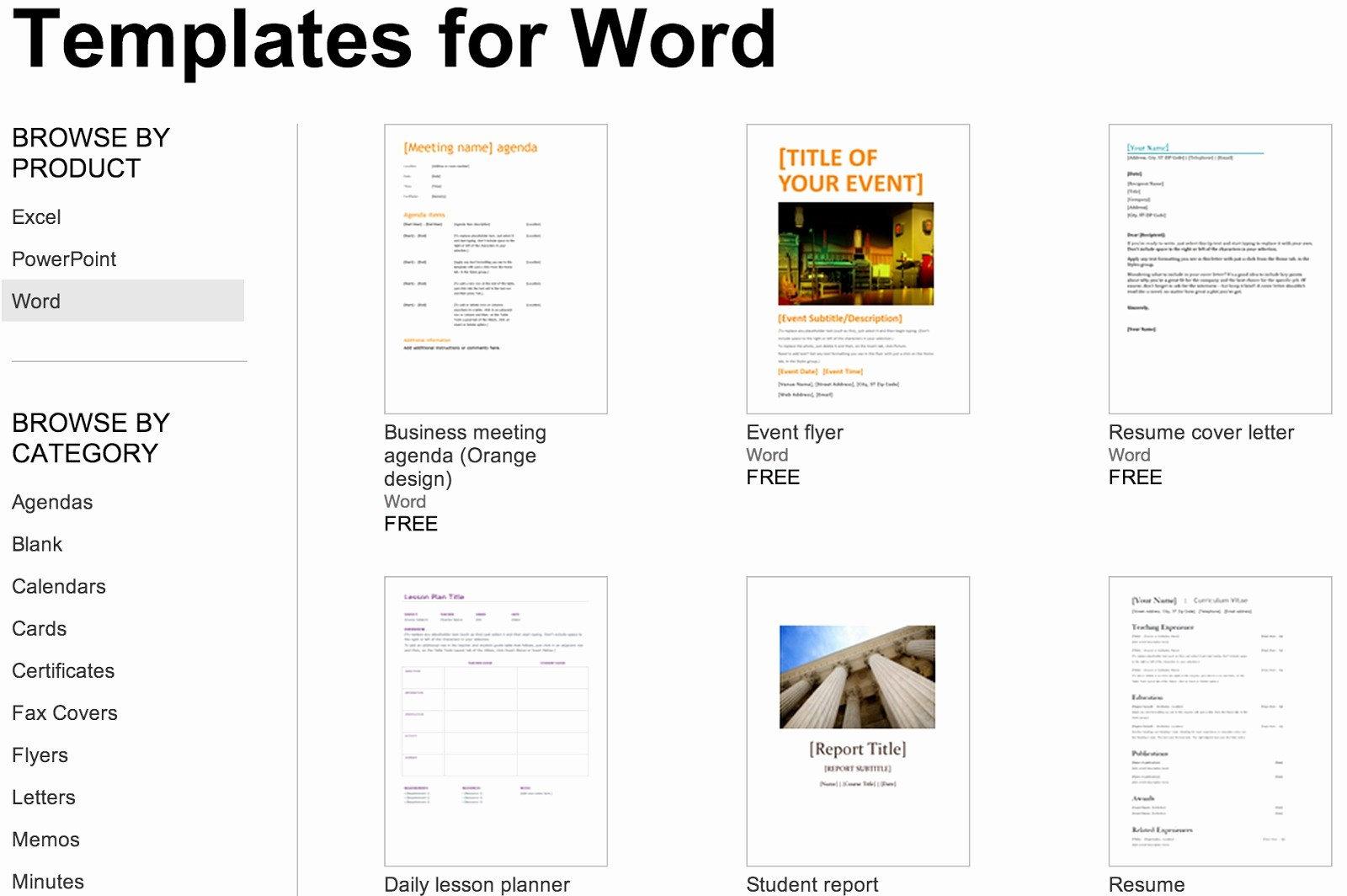 Ms Word Flyer Templates Free Beautiful Word Document Templates