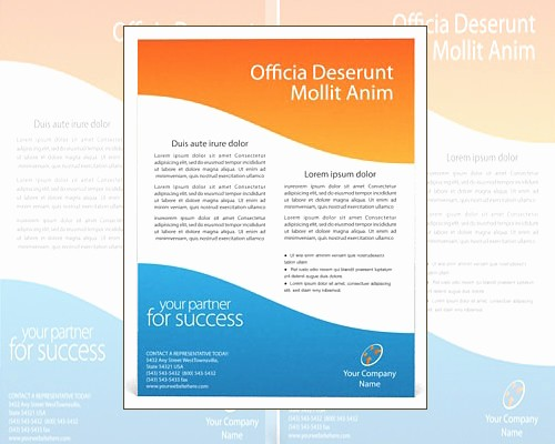 Ms Word Flyer Templates Free Lovely 61 Best Microsoft Word Flyer Templates