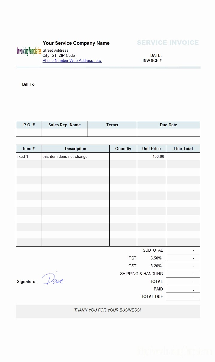 Ms Word Invoice Templates Free Lovely Microsoft Fice Receipt Template