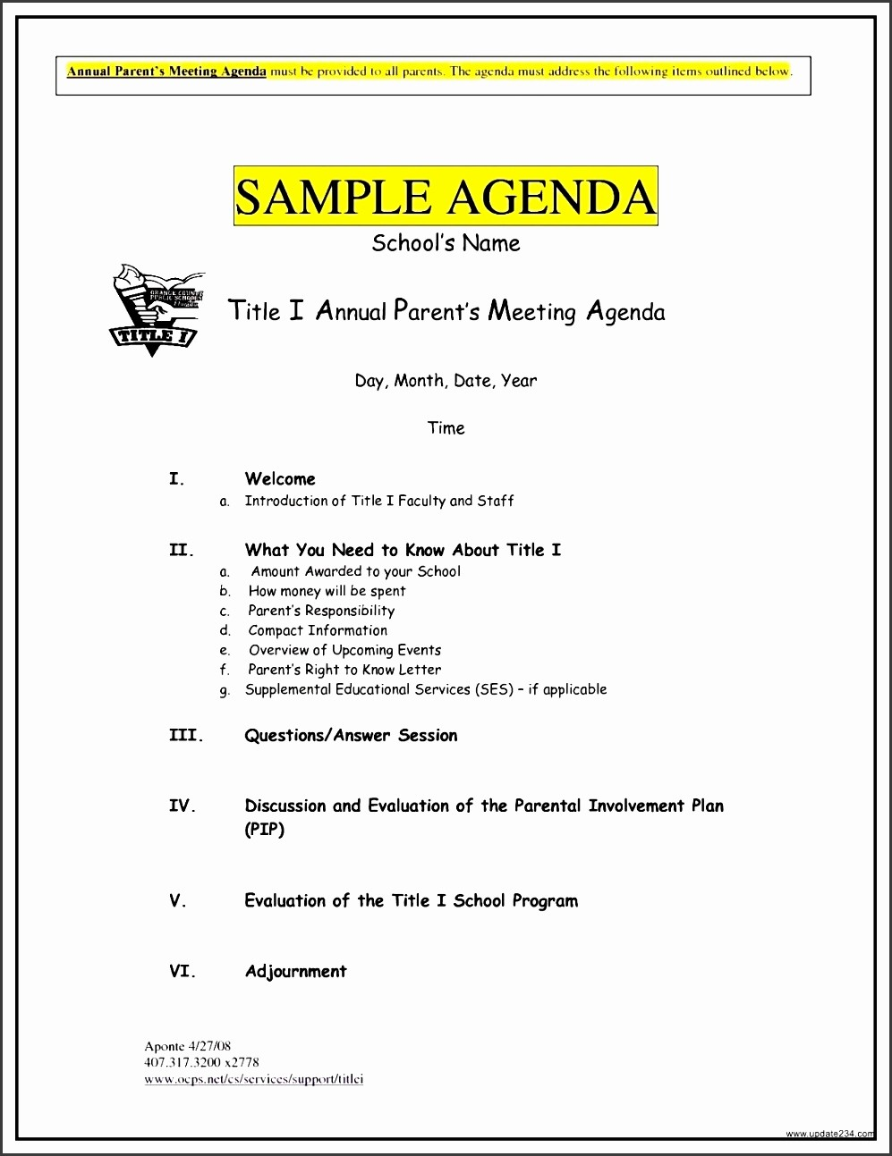 Ms Word Meeting Agenda Template New 6 Meeting Agenda Templates Sampletemplatess