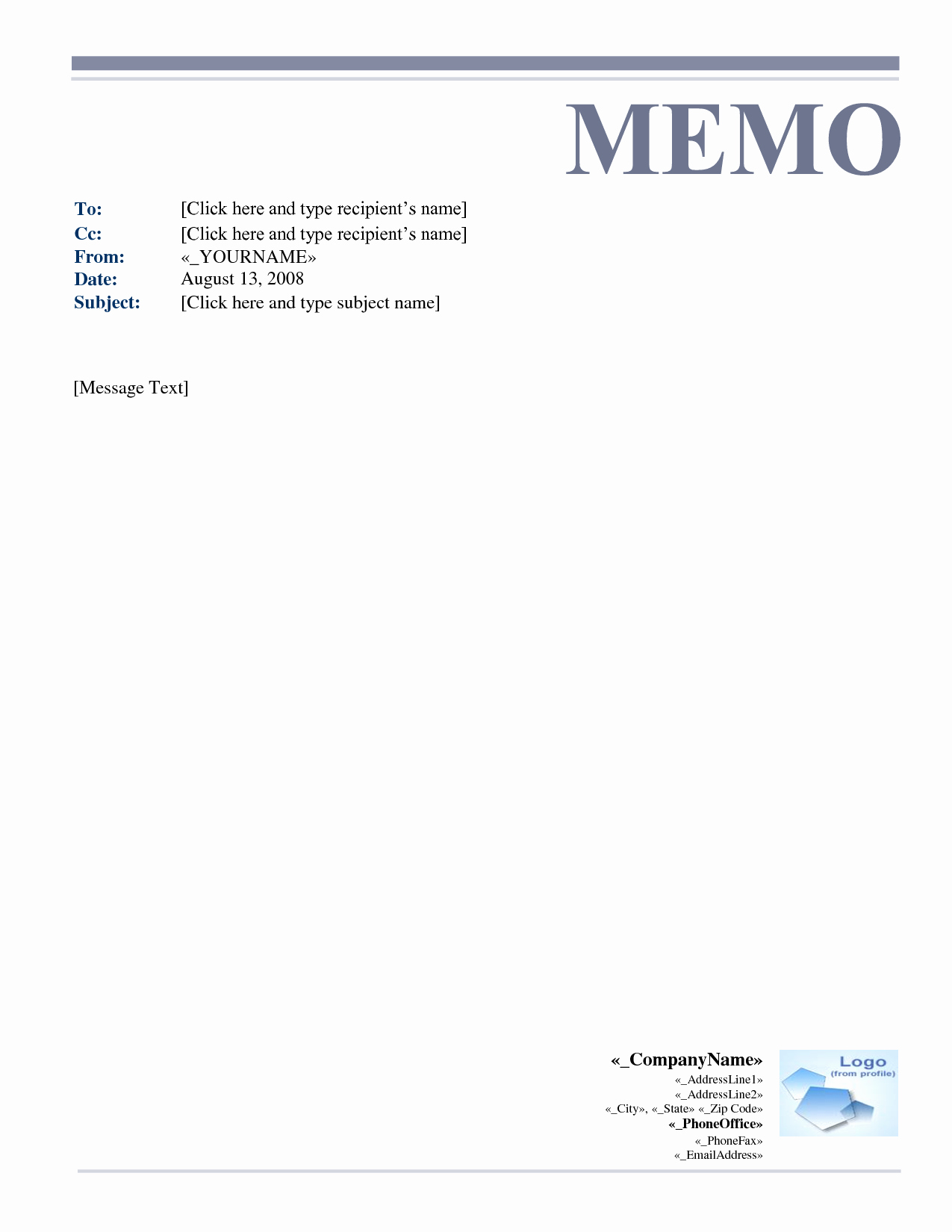 Ms Word Memo Templates Free Awesome Memo Template Word Beepmunk