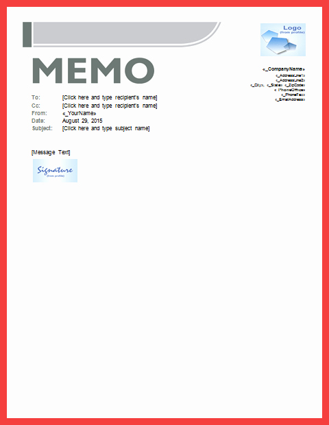 Ms Word Memo Templates Free Luxury Ms Word Memo Templates Free