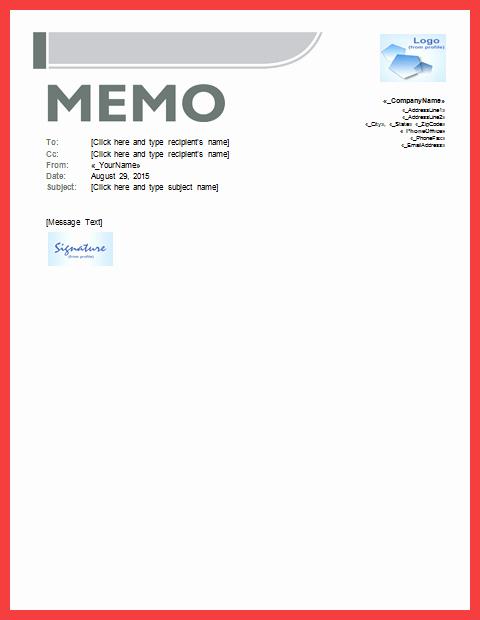 Ms Word Memo Templates Free Luxury Ms Word Memo Templates Free