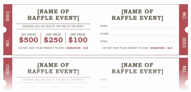 Ms Word Raffle Ticket Template Beautiful 97 Best Images About Flyer Ideas Templates On Pinterest