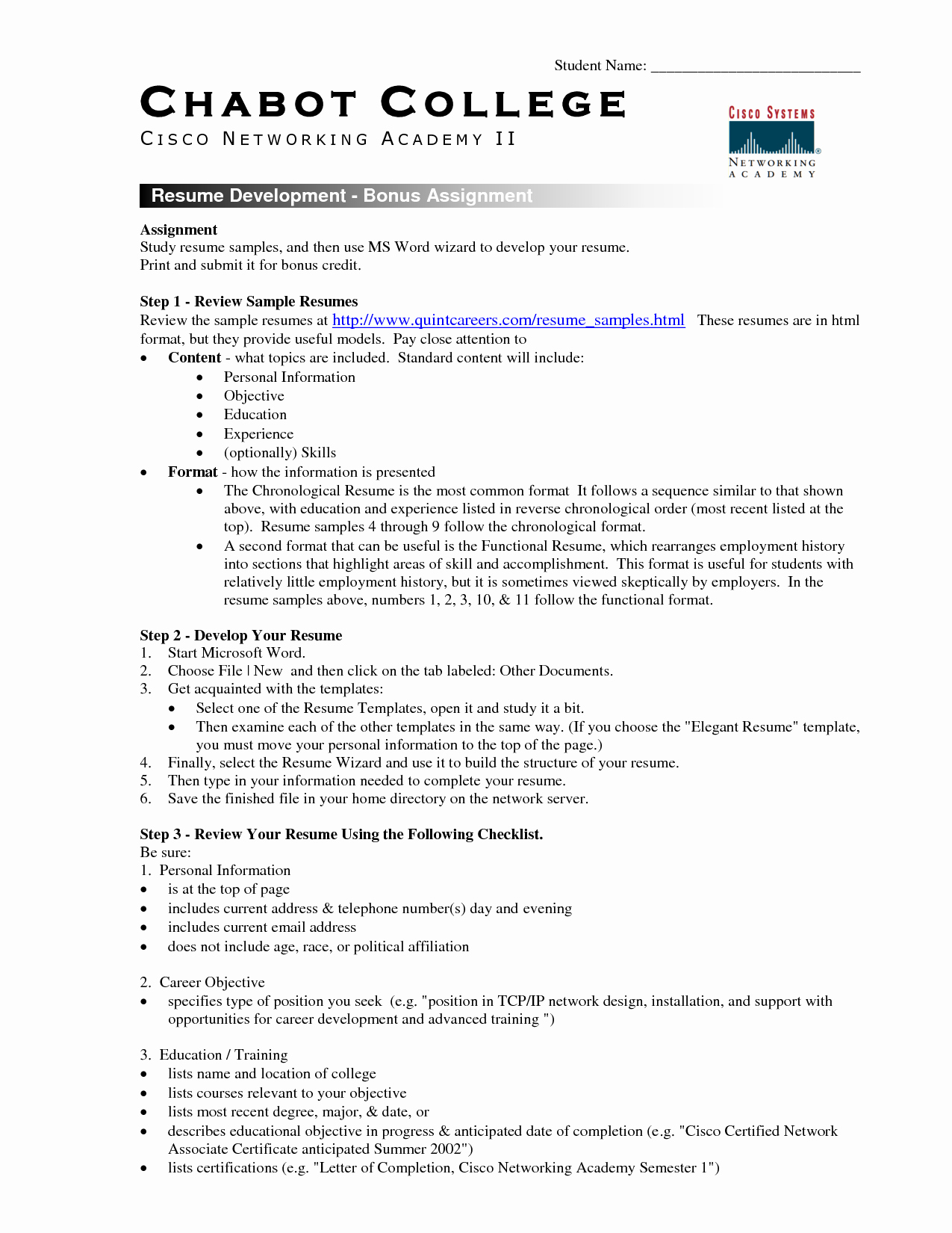Ms Word Template for Resume Inspirational College Student Resume Template Microsoft Word