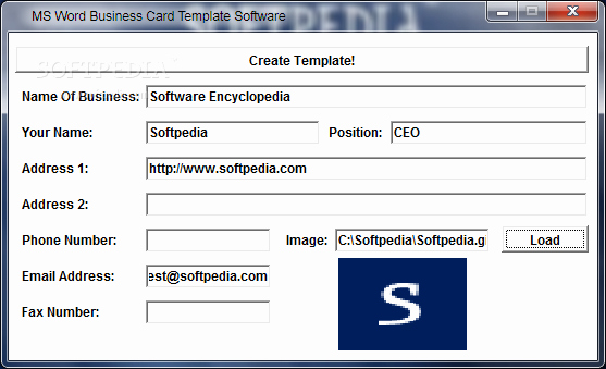 Ms Word Templates Business Cards Elegant Ms Word Business Card Template 7 0 Cheap Oem software