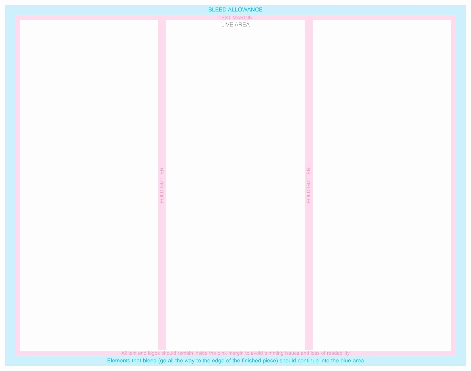 Ms Word Tri Fold Template Elegant Blank Tri Fold Brochure Template Example Mughals