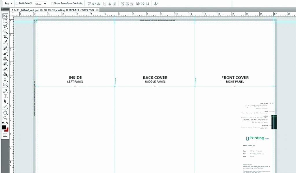 Ms Word Tri Fold Template Unique Brochure Template Microsoft Word 2010 Fold Free Blank