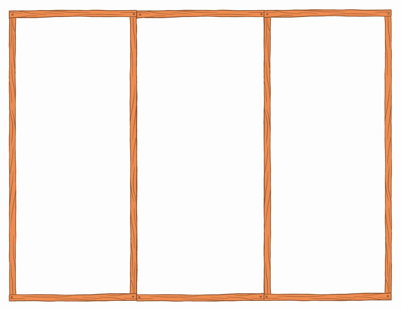 Ms Word Tri Fold Template Unique Free Tri Fold Brochure Templates