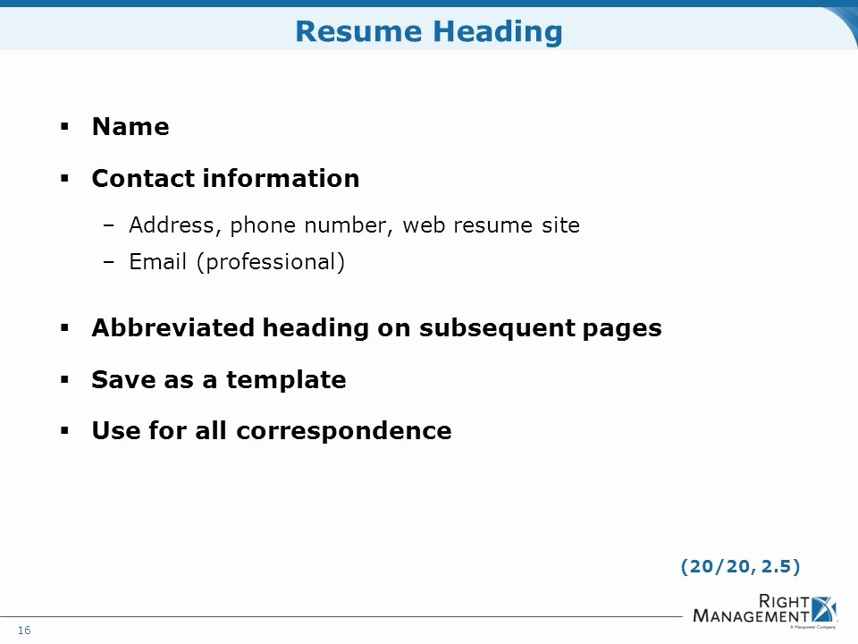 Name Email Phone Number Template Best Of Resume Development Wel E Materials Resume Guidelines