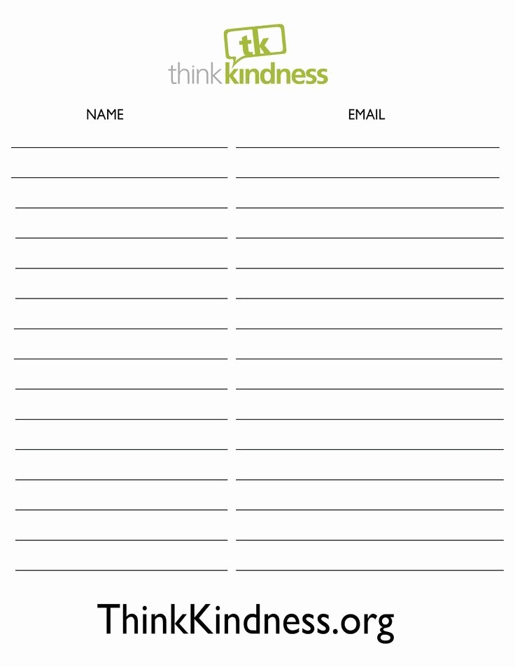 Name Email Sign Up Sheet Luxury Image Result for Pop Up Store Name and Email Sign Up Sheet