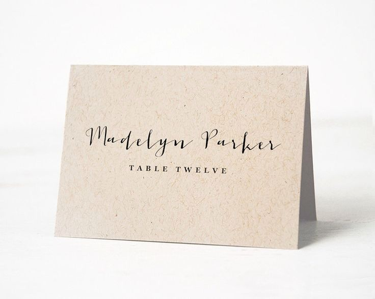 Name Tag Table Tent Template Luxury Best 20 Wedding Places Ideas On Pinterest