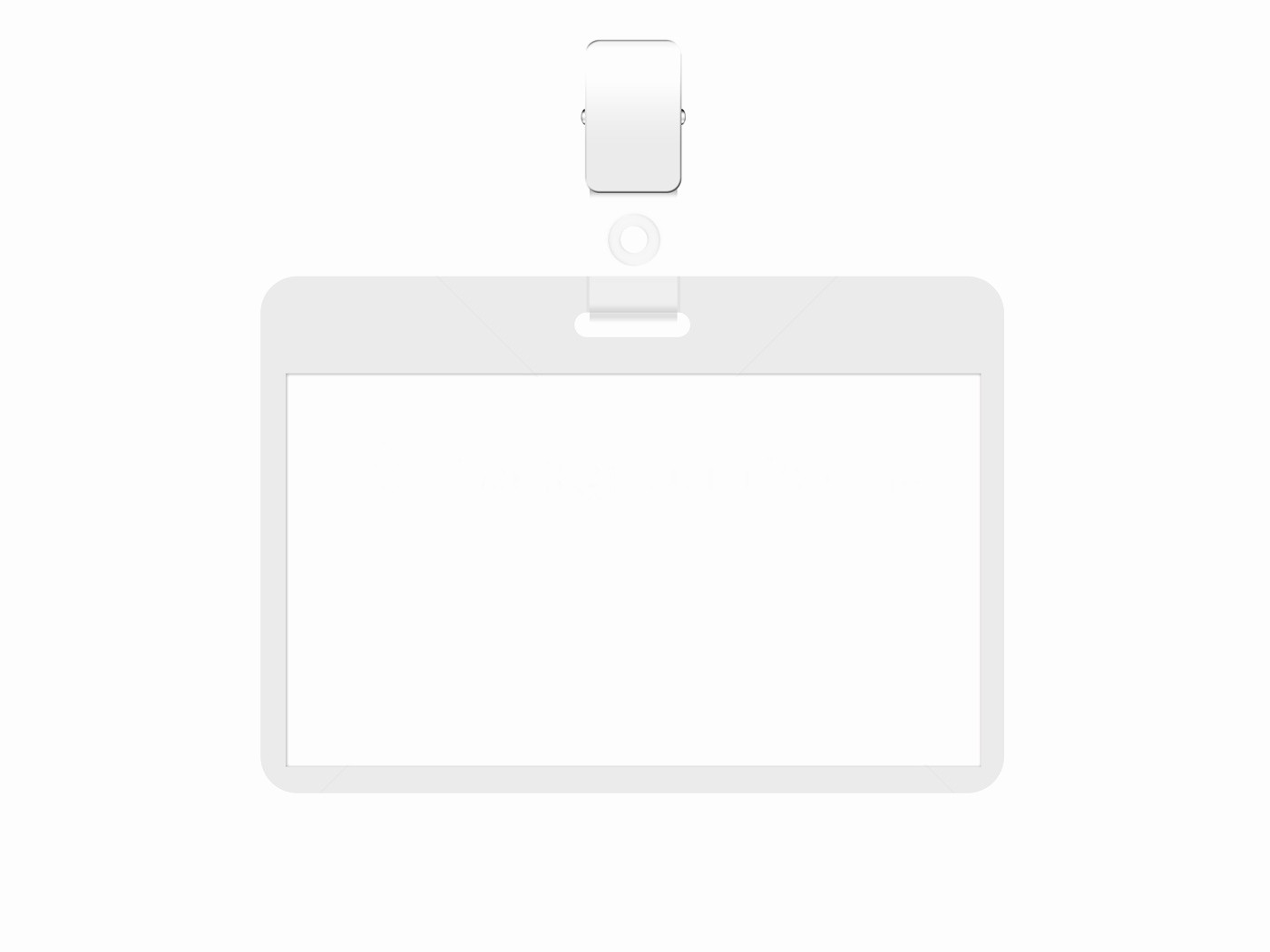 Name Tag with Photo Template Best Of Name Tag Template Psd
