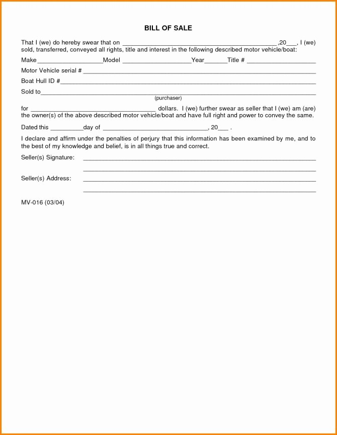 Nc Auto Bill Of Sale Best Of Bill Sale Template Nc form Maggi Locustdesign Co