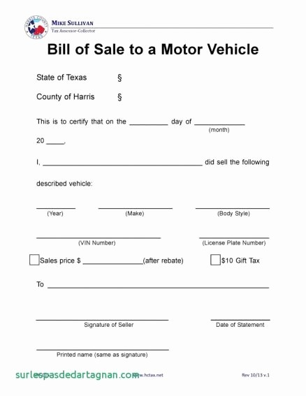 Nc Auto Bill Of Sale Elegant Bill Sale Template Nc Sample Worksheets Boat Handgun