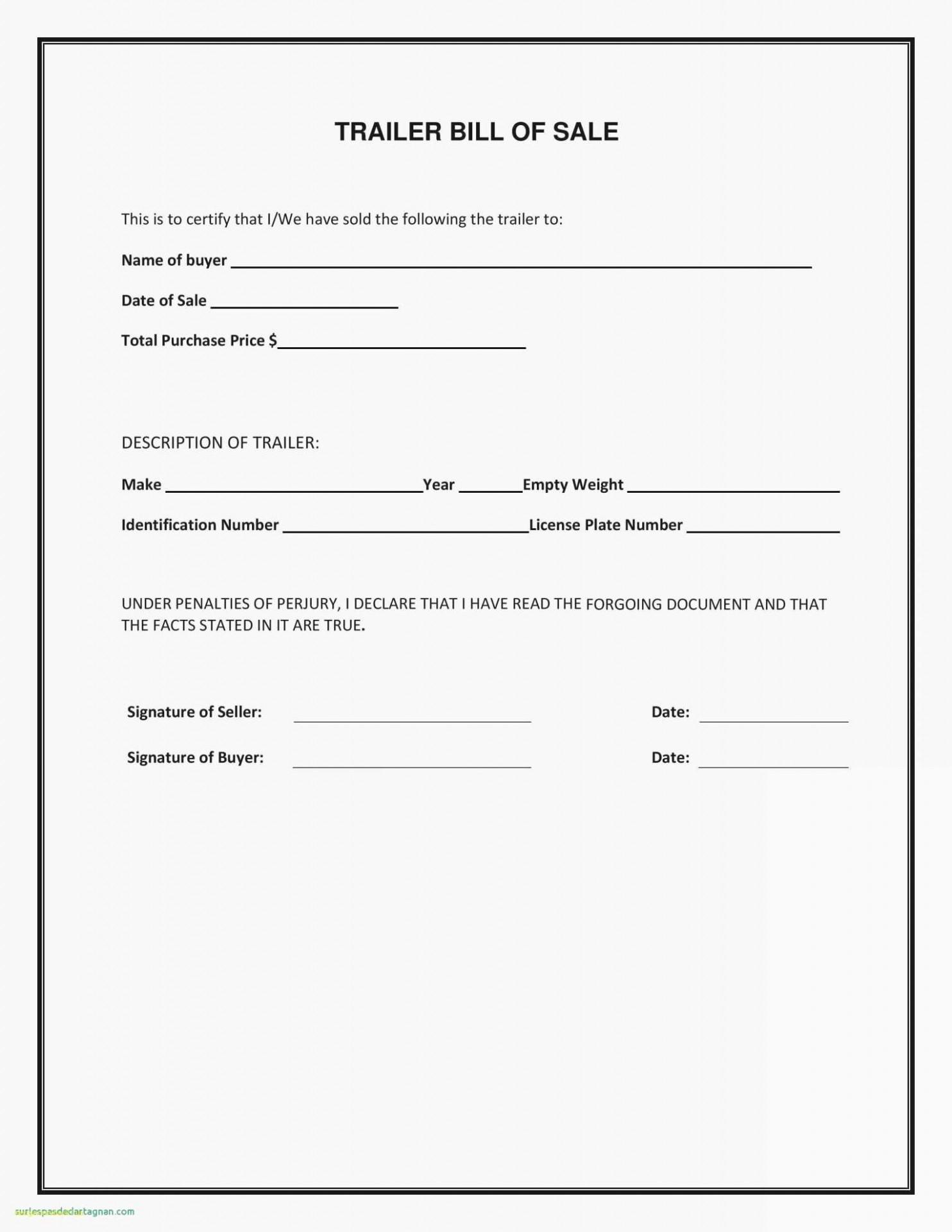 Nc Bill Of Sale Dmv Luxury Bill Sale Template Nc Sample Worksheets Boat Handgun