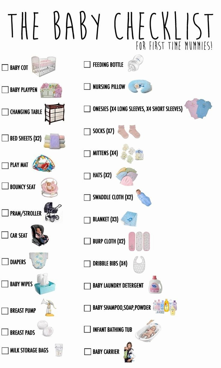 New Born Baby Check List Inspirational Template Newborn Checklist