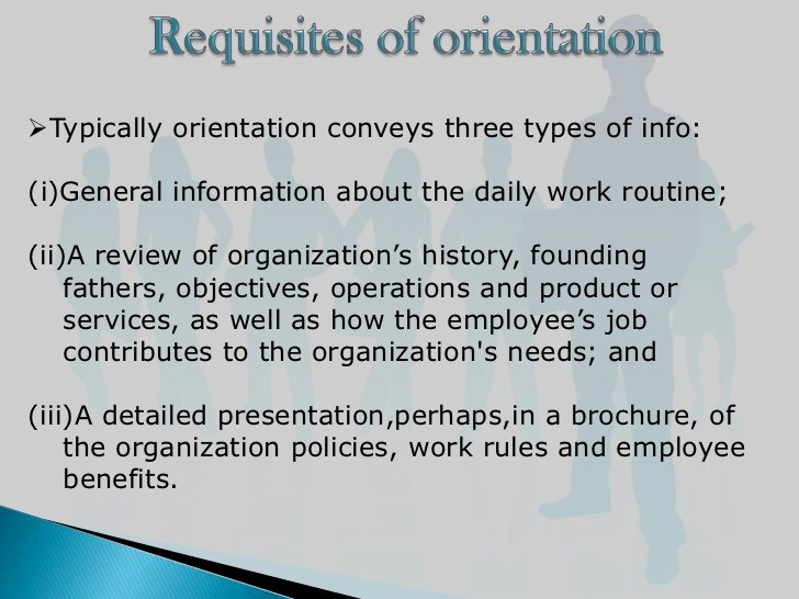 New Employee orientation Powerpoint Presentation Best Of Employee orientation Ppt Final