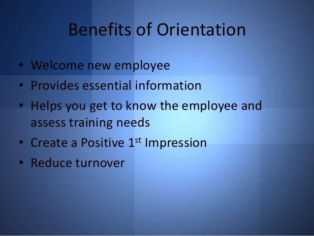 New Employee orientation Powerpoint Presentation Luxury New Employee orientation for A Pany Human Resource Ppt