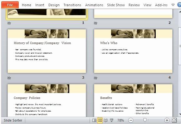 New Hire orientation Powerpoint Presentation Fresh Employee orientation Presentation Template for Powerpoint