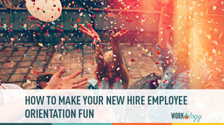 New Hire orientation Powerpoint Presentation Fresh Making New Employee orientation Fun Updating Your