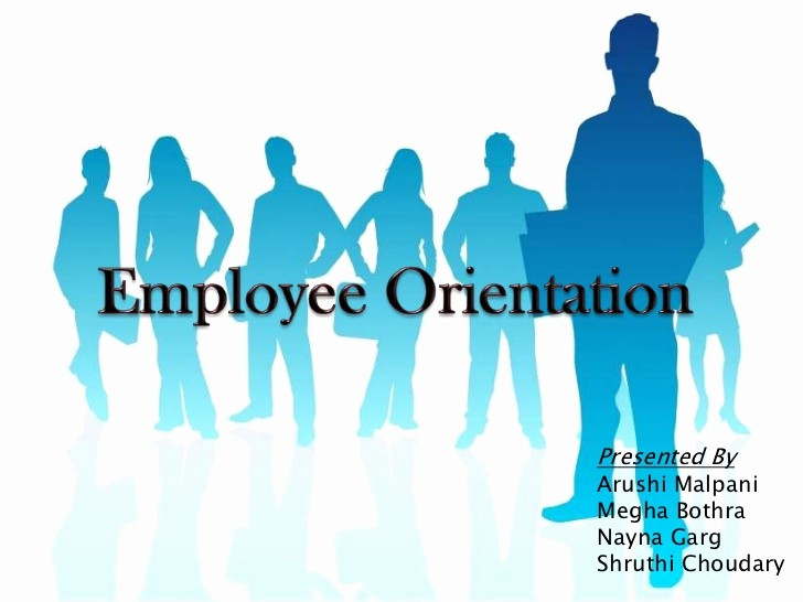 New Hire orientation Powerpoint Presentation Inspirational Employee orientation Ppt Final