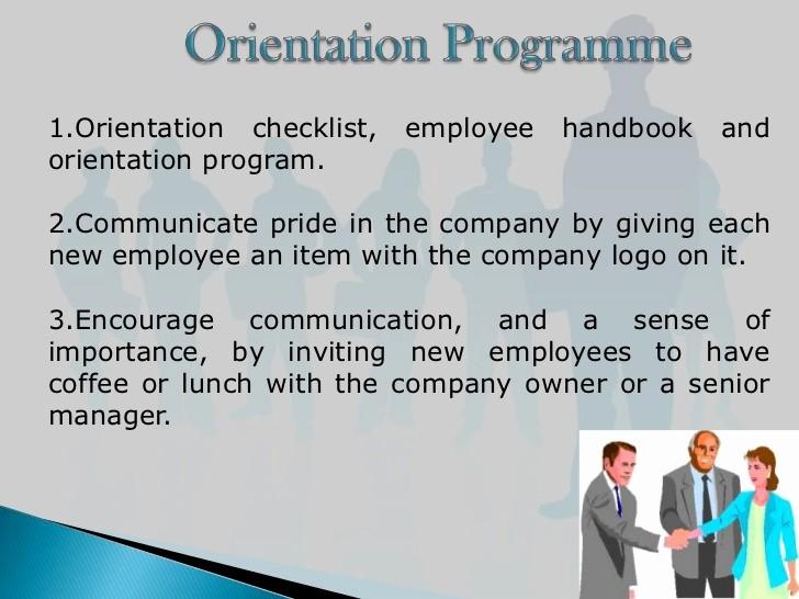 New Hire orientation Powerpoint Presentation Lovely Employee orientation Ppt Final
