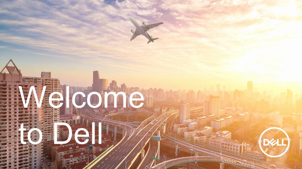 New Hire orientation Powerpoint Presentation Luxury Dell New Hire orientation Presentation On Behance