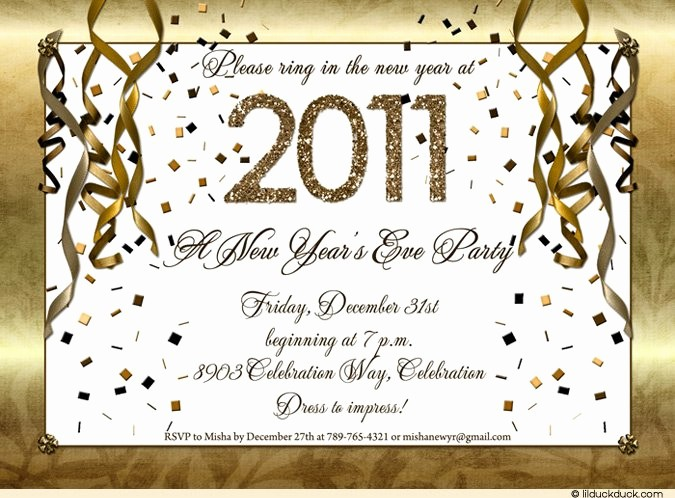 New Years Eve Menu Template Beautiful New Years Eve Party Invitation Template – orderecigsjuicefo