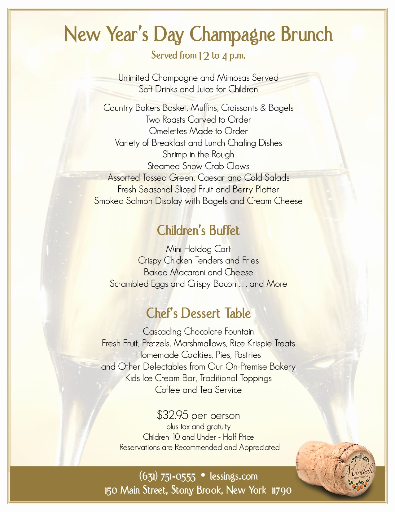 New Years Eve Menu Template Best Of where to Celebrate New Year S Eve