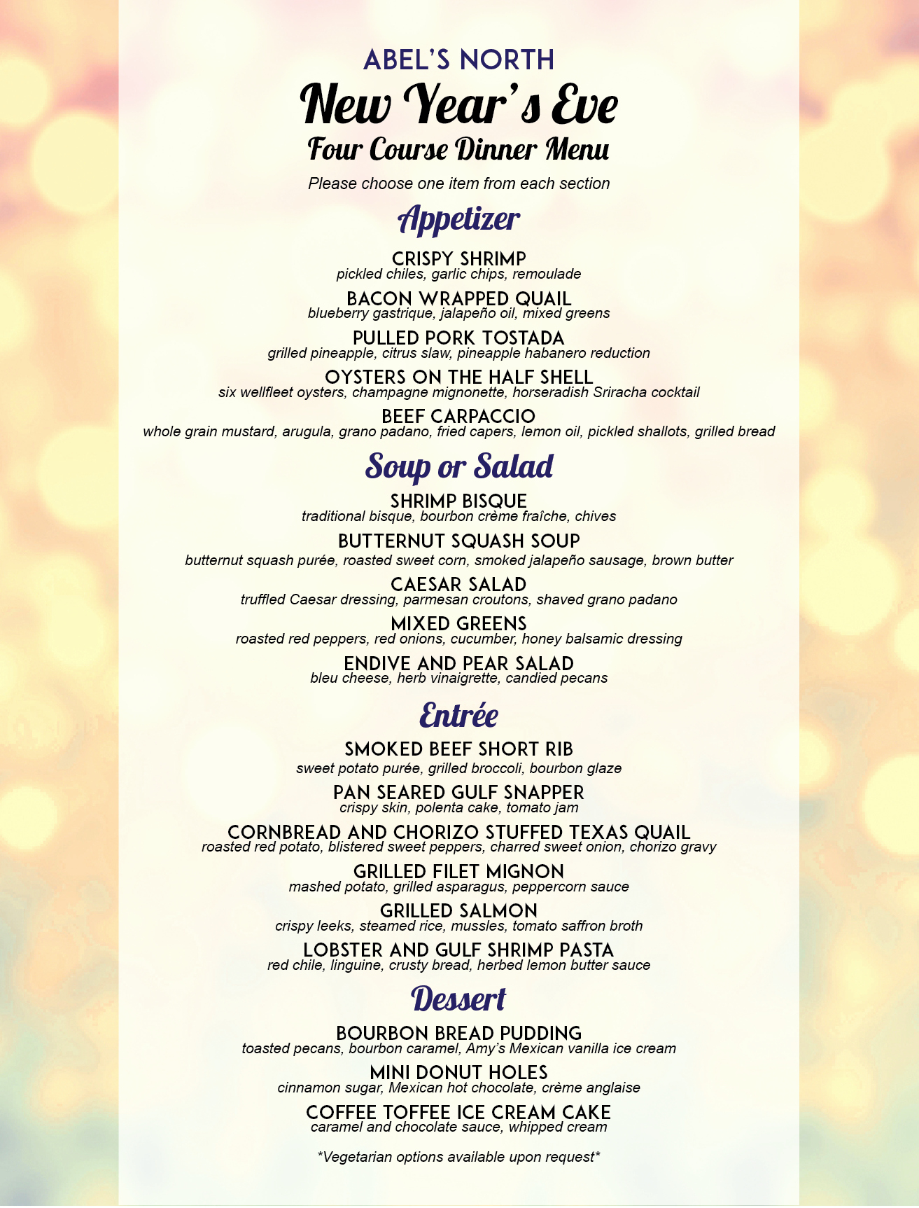 New Years Eve Menu Template Lovely New Year S Eve Menu 3 01