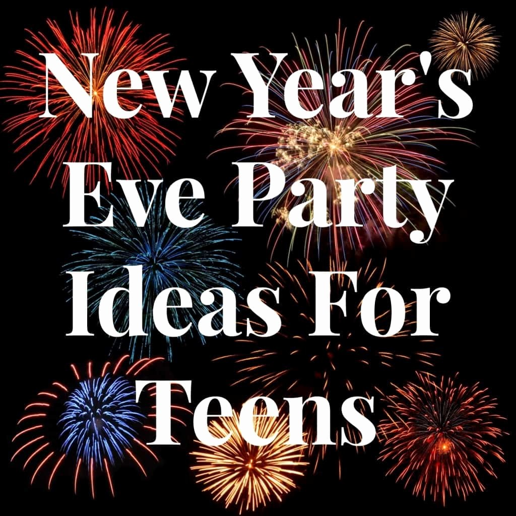 New Years Eve Party Checklist Best Of New Year S Eve Party Ideas for Teens