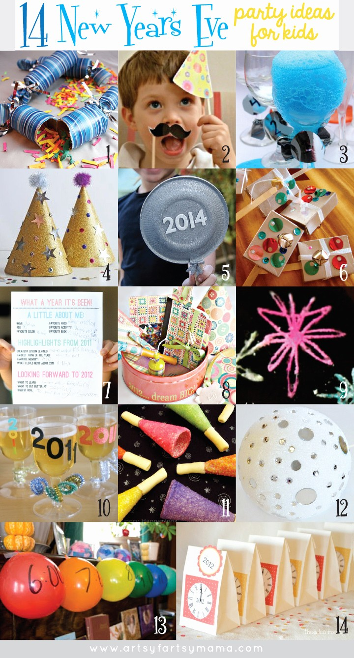 New Years Eve Party Checklist Elegant 14 New Years Eve Party Ideas for Kids