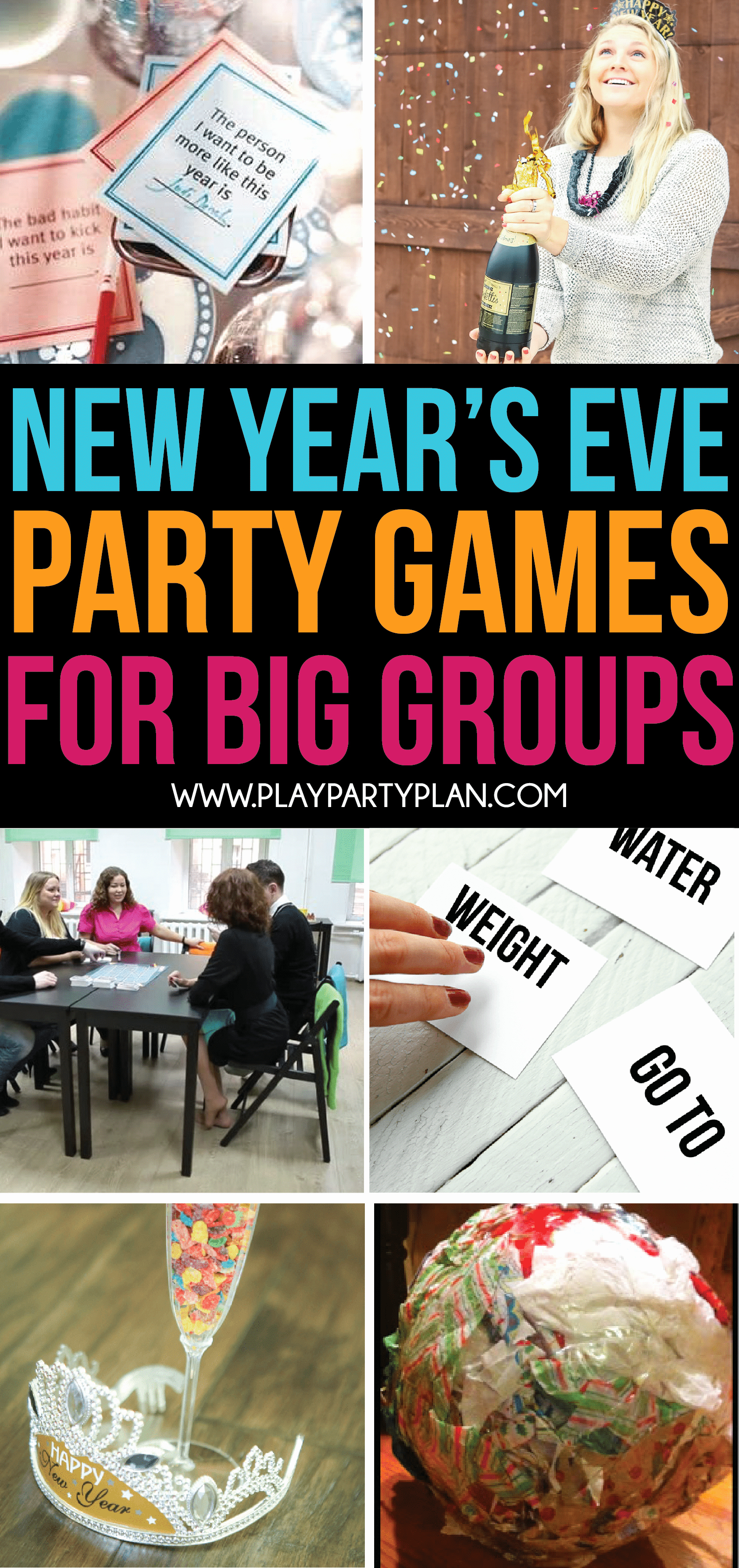 New Years Eve Party Checklist Fresh 20 Of the Best New Year S Eve Games Play Party Plan